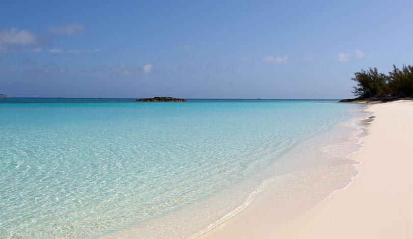 Nassau Paradise Island beach